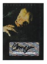 Rittenhouse X Files Revelations Chris Owens As Great Mutato Autograph Auto #A-7