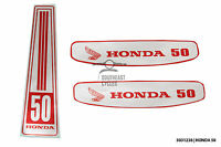 Fuel tank decal stickers for honda Cub C50 C70 C90 C100, many types, CHECK OUT!