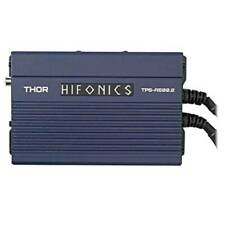 Hifonics TPS-A500.2 500 Watts Max 2-Ohm Stable 2-Channel THOR Powersports Car