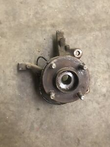 Ford Fiesta 08-16 MK7 Wheel Hub Front Driver Right Side OSF 2008 2016