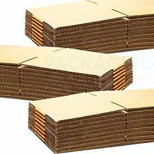 10 X LARGE DOUBLE WALL Box Pack Cardboard House Moving Boxes - Removal Packing