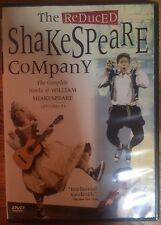 The Reduced Shakespeare Company: The Complete Works of William Shakespeare DVD