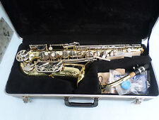MIRAGE Saxophone with Extras