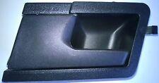 VOLKSWAGEN TRANSPORTER T4 90-03 INNER LEFT DOOR HANDLE PULL 701837019U71 BLACK