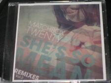 MATCHBOX TWENTY - She's So Mean REMIXES Vol 2 - 6 Track DJ PROMO Pro Motion CD-R