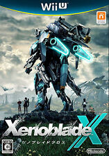 Xenoblade Cross (Xenoblade X) (Nintendo Wii U, 2015) - Japanese Version (NTSC-J)