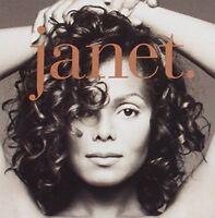 Janet Jackson Janet (1993) [CD]