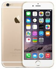 Apple iPhone 6 - 128GB - Gold (Factory Unlocked) GSM, LTE, Warranty, Sealed
