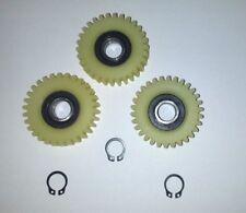 36 Zähne Dichtring Seegerringe 8mm Satz: Ersatzzahnräder für Bafang-Nylon