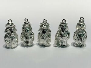 sterling silver WOMBLE pendant charm BRAND NEW