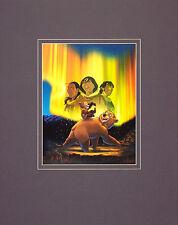 Walt Disney Brother Bear Brother Bear Poster Kunstdruck Bild 50x40cm - Portofrei