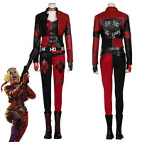 The Suicide Squad (2021)- Harleen Quinzel/Harley Quinn Cosplay Costumes Outfits