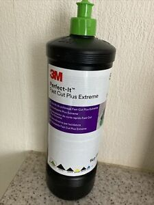 3M Perfect-it Fast cut plus extreme 1KG bottle 51815 brand new free delivery