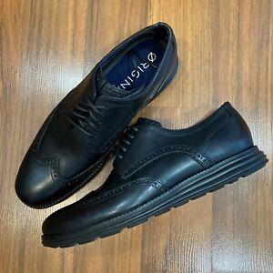 COLE HAAN Men's Original Grand Wingtip Oxford Shoes Size 9.5 10, 10.5 New C27984