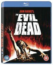 The Evil Dead Blu-ray Original 1982 Cult Horror Film Movie Classic