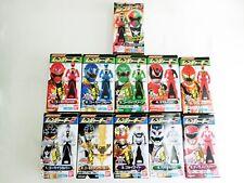 BANDAI GOKAIGER Ranger Key Gokai Christmas Candy Toy syokugn 11 set F/S JAPAN