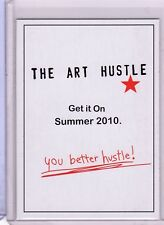 The Art Hustle Promo Card Artist Trading Cards Cardhacks Sidekick Media
