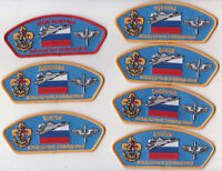 Air Scout Russia CSP base patch lot