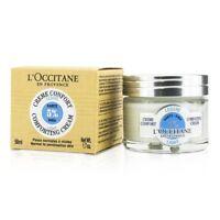 L'Occitane Shea Light Comforting Cream - Normal to Combination Skin 50ml