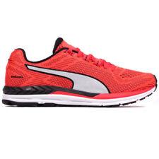 Scarpe sportive da uomo running traspirante rosso