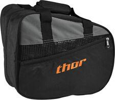 Thor 2016 MX Rival Carry Case Black Orange Motocross Dirt Bike Helmet Bag