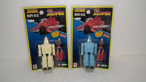 Vintage 1982 Fitor Tonka MR-3 Gobot Transformers Figure poppy MOSC Japanese lot