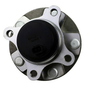 Wheel Bearing and Hub Assembly-RWD Front Left CRS Automotive Parts NT513284