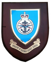 MOD Ministry of Defence Guard Military Shield Wall Plaque