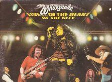 LP 1830  WHITESNAKE  LIVE IN THE HEART OF THE CITY  DOPPIO LP
