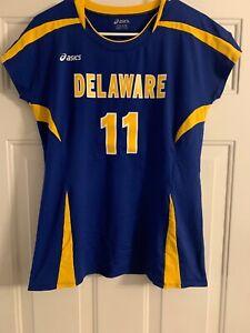 Delaware Blue Hens #11 Women's Jersey Size L Large