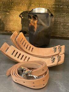 Kings Point Humane Restraints Locking Wrist & Ankle Restraint Set
