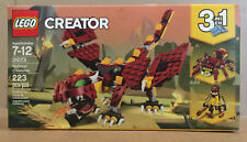 LEGO Creator 31073  Mythical Creatures  NEW