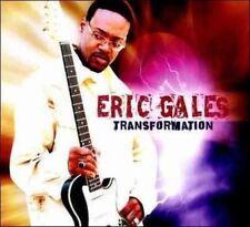Transformation Digipak Eric Gales 026245207721 CD