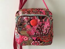 OILILY ladies small pink messenger crossbody shoulder bag