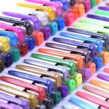 100pcs Premium Colouring & Drawing Gel Pen Set – Great gift for Kids & Adult SP