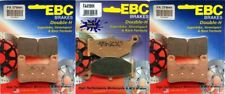 EBC HH Front + Rear Brake Pads(3 Sets) for 2008 - 2012 Suzuki GSX1300R Hayabusa