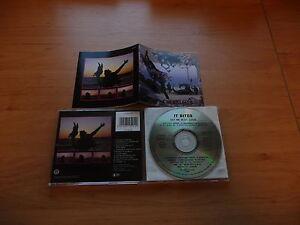 @ CD IT BITES - EAT ME IN ST. LOUIS / VIRGIN 1989 ORG / PROGROCK UK F. DUNNERY