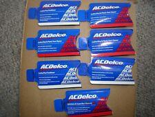 Vintage Lot AC Delco General Motors Dealer Samples Leather And Vinyl Cleaner 1OZ