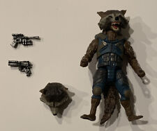 Marvel Legends Guardians Of The Galaxy Rocket Raccoon Action Figure Loose