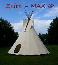 5m Durchmesser Tipi Indianerzelt Wigwam Indianer Zelt Jurte tepee tent yakari pö