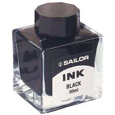 Sailor Fountain Pen Black Ink Bottle 1 From japan