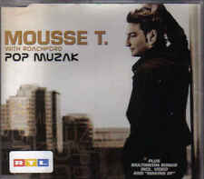 Mousse T-Pop Muzak cd maxi single