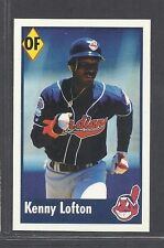 1995 Panini Baseball Sticker - #81 - Kenny Lofton - Cleveland Indians