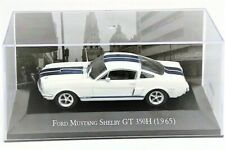 FORD  MUSTANG  SHELBY  GT  350H  1965  -   ALTAYA / IXO  -   1/43      .