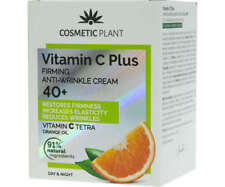 Cosmetic Plant Anti-wrinkle firming Day & Night Cream 40+ Vitamin C plus orange