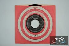 """Wings - Silly Love Songs, Cook Of The House 45/7"""" Vinyl 1976 Capitol Records"""