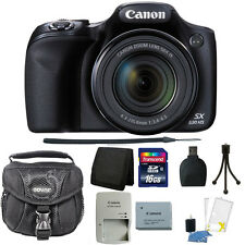 Black Friday Deal Canon PowerShot SX530 HS 16MP Wi-Fi  Digital Camera + 16GB Kit