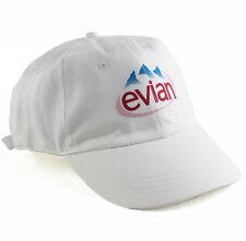Vintage Evian 6 Panel cap dad hat vaporwave 5 yung lean sad boys fiji NEW