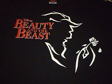 Beauty And The Beast Shirt ( Used Size S ) Very Nice Condition!!!
