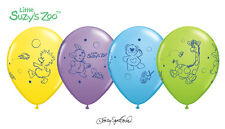 Suzy's Zoo Latex Balloons Baby Shower Decor 1st Birthday Celebration Easter 11""